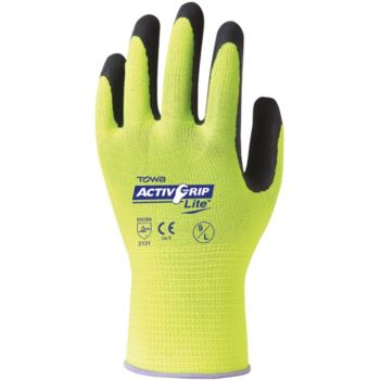Arbeitshandschuh ACTIVE GRIP Lite nahtlos,Latex-be