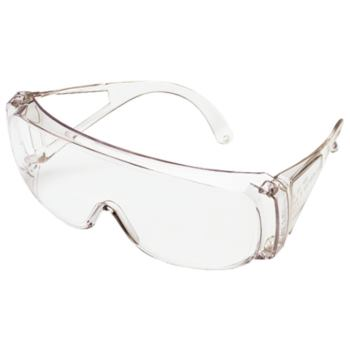 Schutzbrille DIN EN 166 F für Brillenträger