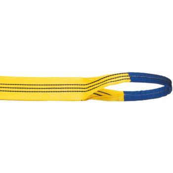 Schlaufenband 90x7 mm gelb Tragf. 3000 kg Länge 1m
