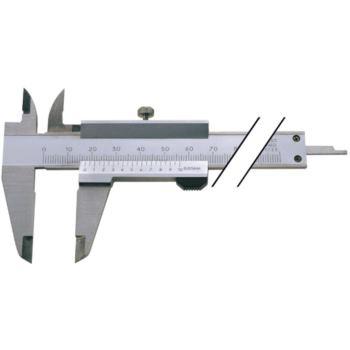Messschieber Schieblehre INOX 150 mm mit Schnellverstellung un