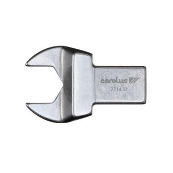 Einsteck-Maulschlüssel 15 mm SE 14x18