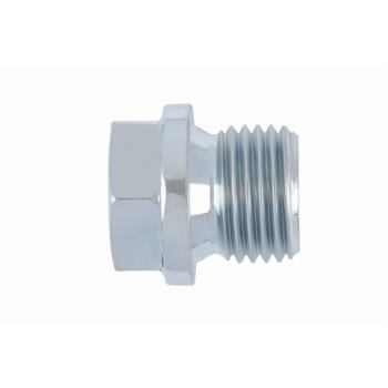 Verschlussschraube DIN 910 Stahl verzinkt G1 1/8Ax 16 10 Stück