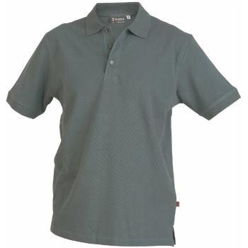 Polo-Shirt graphit Gr. 5XL
