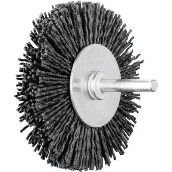 Rundbürste mit Schaft, ungezopft RBU 8015/6 CO 120 1,10