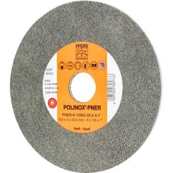 POLINOX®-Kompaktschleifrad PNER-H 15003-25,4 A F