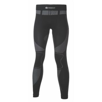 Long Tight Active Seamless schwarz/grau Gr. S/M