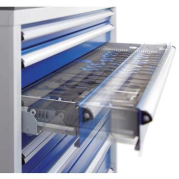 SOFT-CLOSE-AUTOMATIC für eine Schublade mit einer