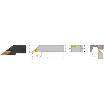 Klemmhalter positiv SVJB R 2525 M16