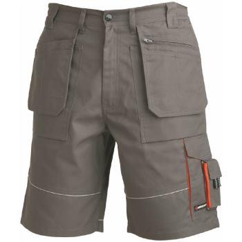 Shorts Starline® grau/orange Gr. 46