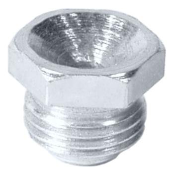 Trichter-Schmiernippel D1 M8x1 DIN 3405 VPE 20