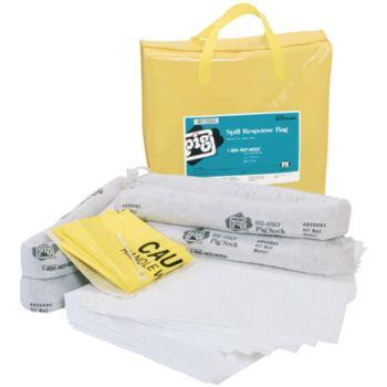 Notfall-Kit Oil-Only KIT420, absorbiert bis zu