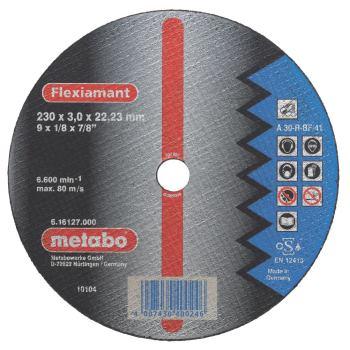 Flexiamant 125x2,5x22,23 Stahl, Trennscheibe, gekr