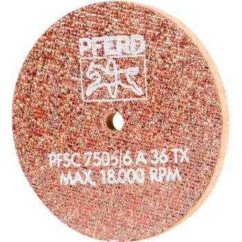 Poliflex®-Feinschleifscheibe PF SC 7506/6 A 36 TX Auslaufartikel