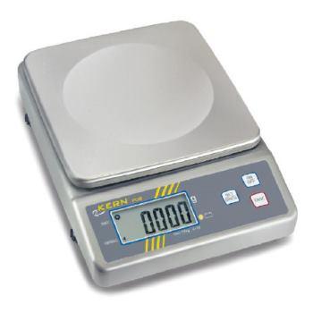 Tischwaage mit Eichzulassung / 1 g ; 1000 g FOB 1K