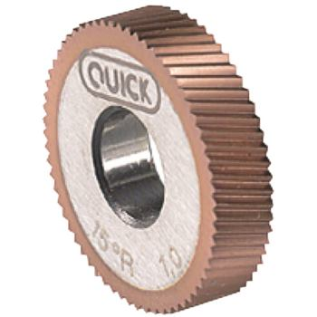 QUICK Rändelfräser Unidur RKE links 0,8 mm Durchme