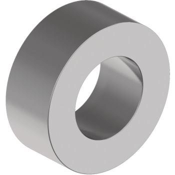 Scheiben f.Stahlkonstruktion DIN 7989 - Edelst.A2 A 36 für M33