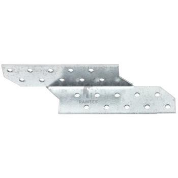 Sparrenpfettenanker Stahl sendzimirverzinkt Links 170x2 100 St.