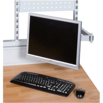 Halter für Flachbildschirm Kombinierbar mit 1-