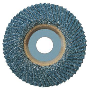 Schleiflamellenteller Korn 40-115 mm Durchm.flach Werkzeugträger Metall