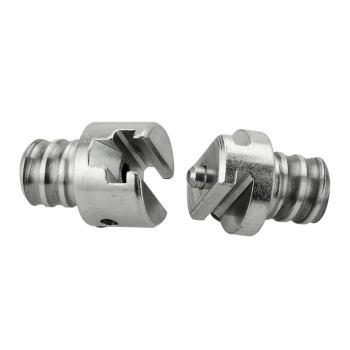 Spiralen-Kupplung, neg. f. Spirale 32mm