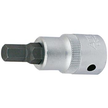 Schraubendrehereinsatz 8 mm 1/2 Inch für Innensech skant-Schrauben