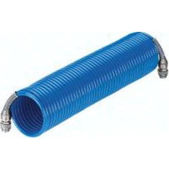 PPS-6-15-1/4-BL 19797 Spiral-Kunststoffschlauc