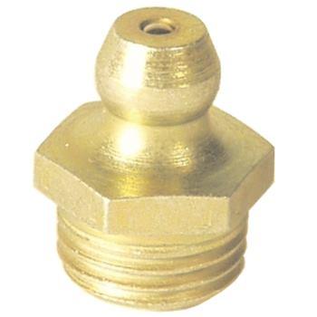 """Hydraulik-Kegel-Schmiernippel H1 R1/4"""" DIN 71412"""