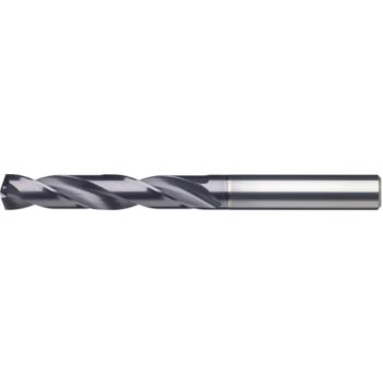 Vollhartmetall-Bohrer TiALN-nanotec Durchmesser 9, 7 IK 5xD HA