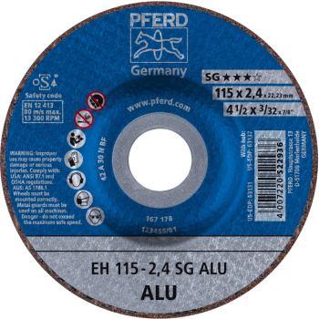 Trennscheibe EH 115-2,4 A 30 N SG-ALU/22,23