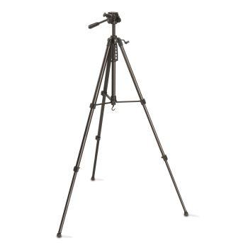 Fotostativ, Stativanschluss 1/4'', Höhe 0,6 m - 1,