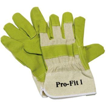 Schutzhandschuhe Größe 10 aus Kunstleder/Textil