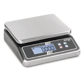 Tischwaage / Max 5000 g; 7500 g; d=0,5 g; 1 g FOB