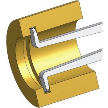 KROEPLIN Schnelltaster G240 40 - 60 mm 0,01 mm ZW