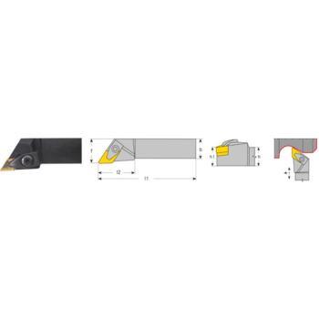 Klemmhalter negativ DDJN L 2525 M15