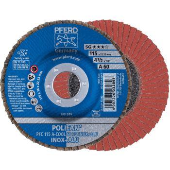 POLIFAN®-Fächerscheibe PFC 115 A 60 SG-COOL/22,23