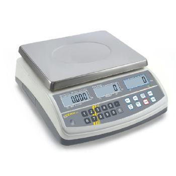 Zählwaage mit Eichzulassung / 0,001 kg; 0,002 kg ;