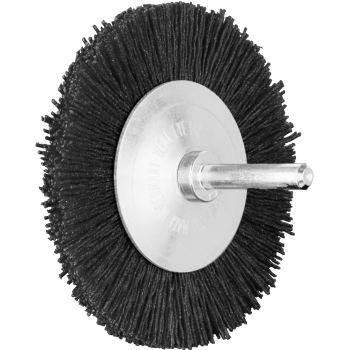 Rundbürste mit Schaft, ungezopft RBU 8008/6 CO 120 0,55