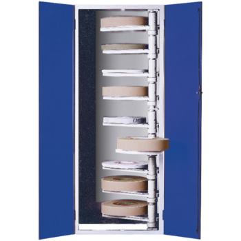 Schleifscheibenschrank 9 Arme für 500x125 mm
