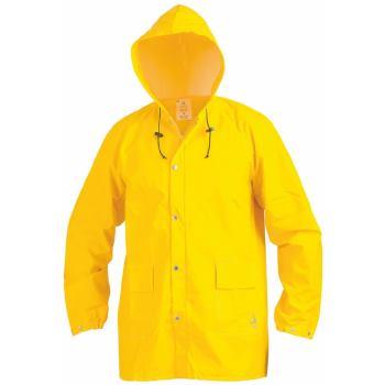 Regenjacke EN 343 gelb Gr. XXL