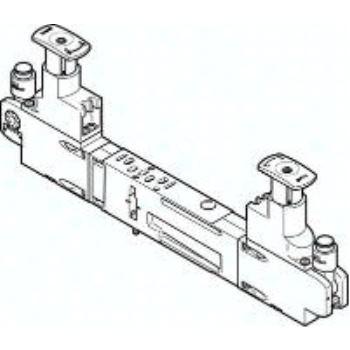 VABF-S4-2-R4C2-C-6 540163 Reglerplatte