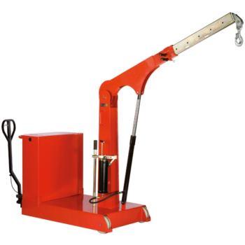 Hydraulischer Gegengewichtskran HB 500 GK FaPo ink