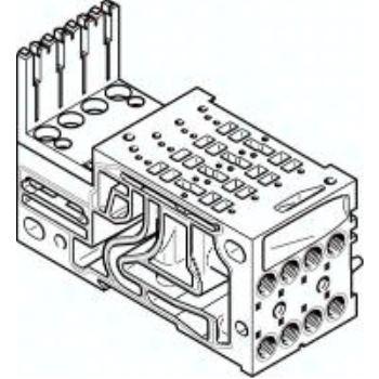 VMPAF-AP-4-1-EMM-8 547494 Anschlussplatte