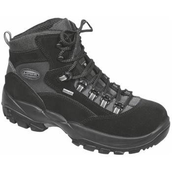 Sicherheitsstiefel S3 Colorado Mid schwarz, grau Gr. 40