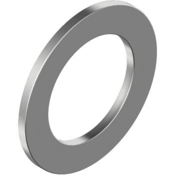Paßscheiben DIN 988 - Edelstahl A2 dxd2xh = 5x 10x 0,1