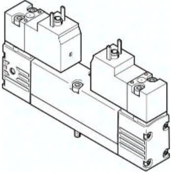 VSVA-B-P53E-H-A2-1AC1 547105 Magnetventil