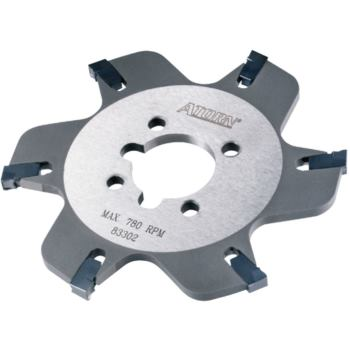 A-CUT Scheibenfräser ASC 125 1,6-27A