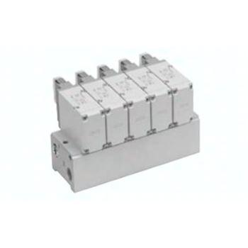 VV3P5-41-061-03F SMC Mehrfachanschlussplatte