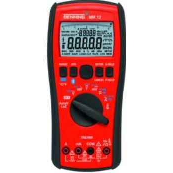 Digital Hand-Multimeter MM 12 TRUE RMS