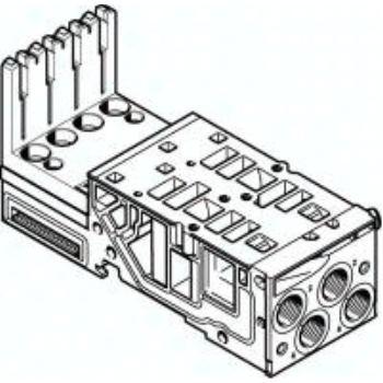 VMPA2-AP-2-1-EMM-4 546805 Anschlussplatte