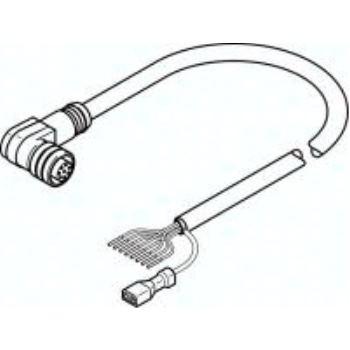 NEBM-M12W8-E-5-LE8 1451676 ENCODERLEITUNG
